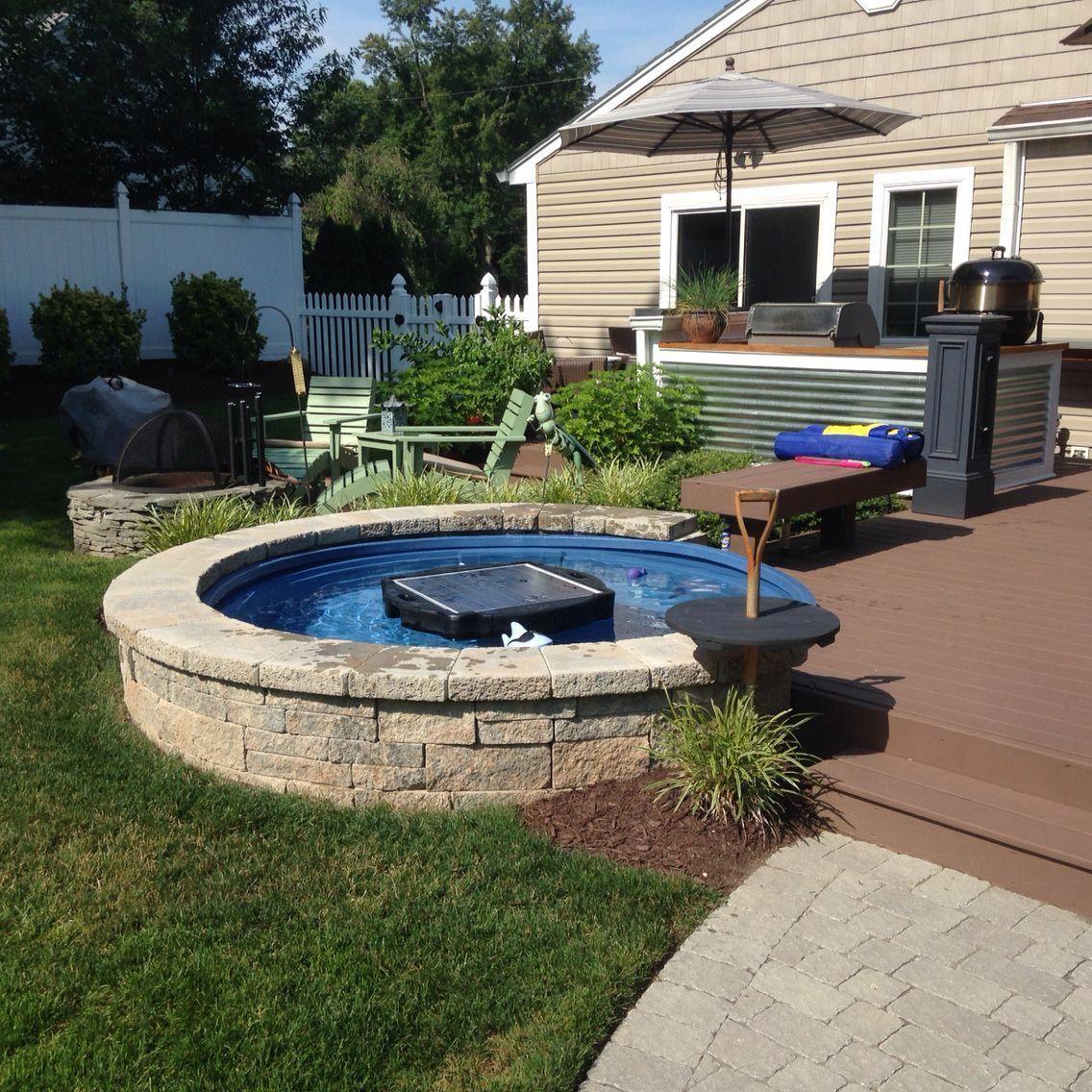 15 Cool Diy Galvanized Tubs Ideas For Your Backyard Verzinkte
