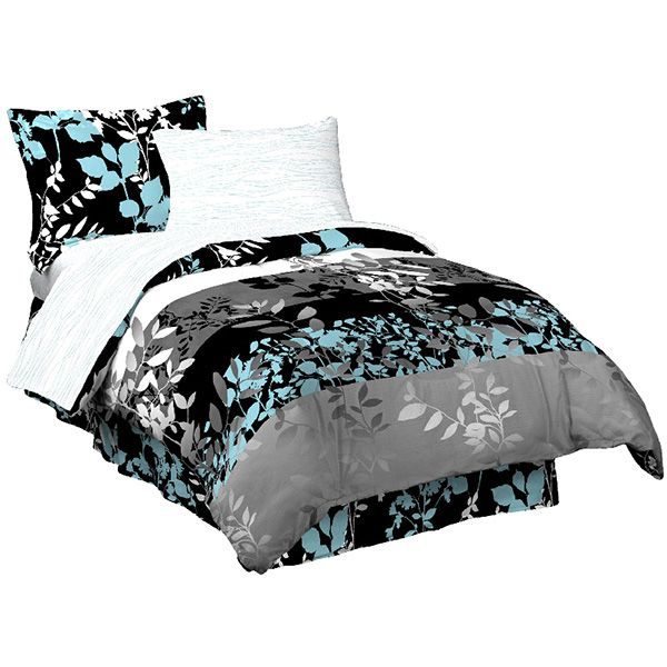 Metallic Chic Bed In A Bag Meijer Com This In Twin Xl