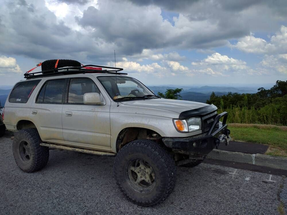 Official 3rd Gen 4runners On 35 S Pic Thread Page 32 Toyota 4runner Forum Toyota 4runner 4runner Toyota