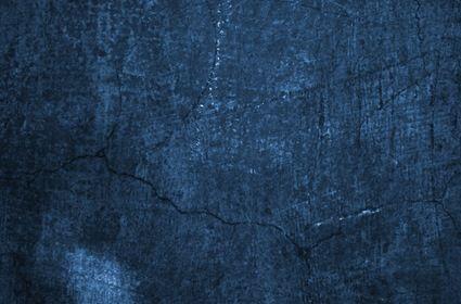 Dark Blue Grungy Wall Texture Background Abstract Deep