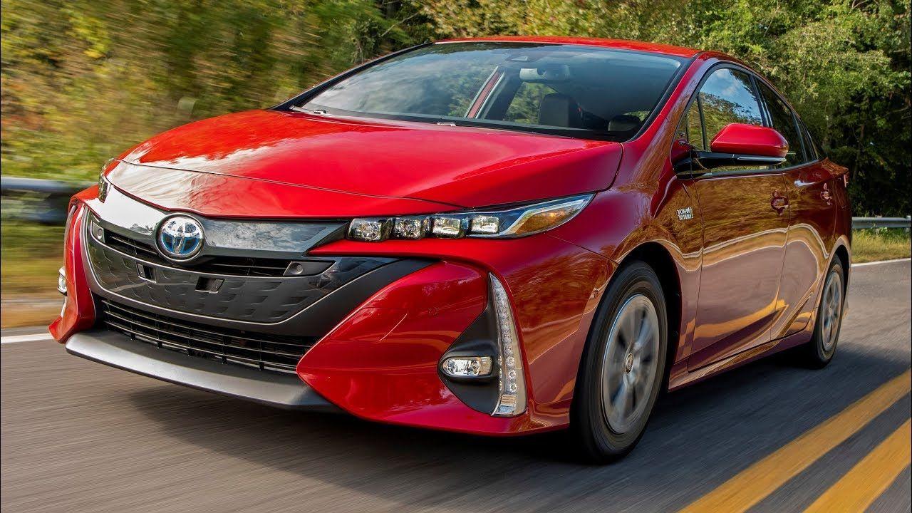 2020 Toyota Prius Prime Interior Exterior And Drive