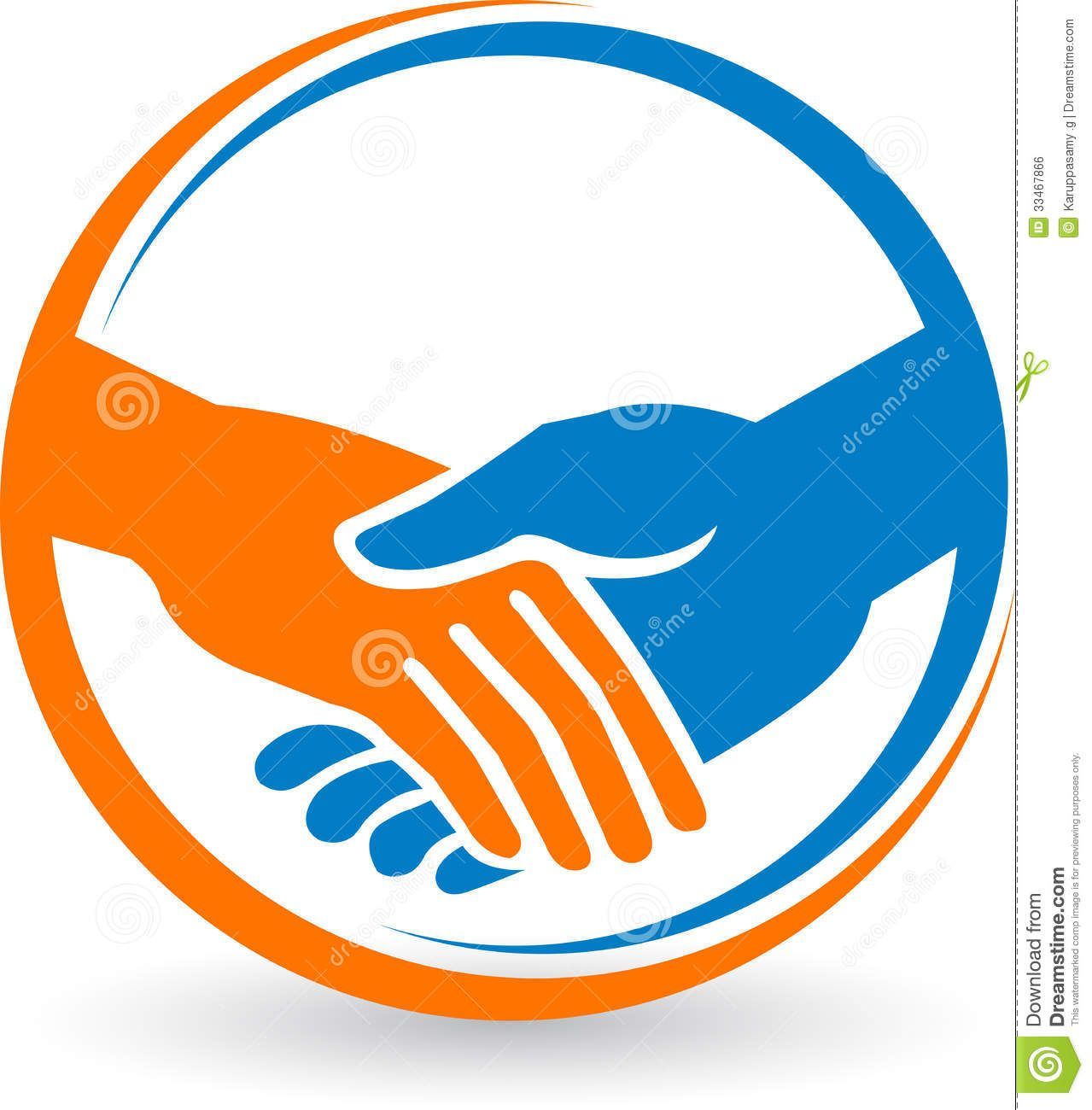 Hand Shake Logo - Download From Over 41 Million High ...