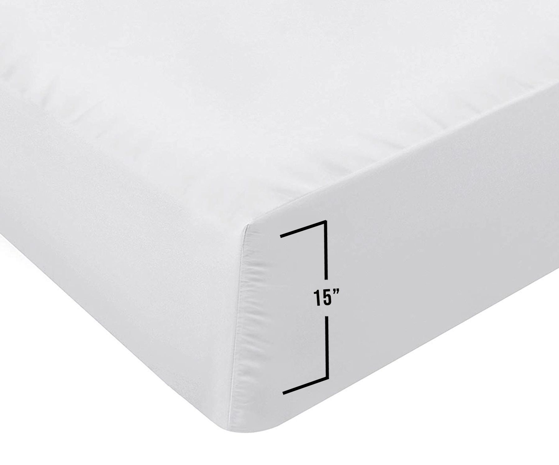 White Fitted Sheet Fitted Bed Sheets Queen Sheets Cotton Fitted Sheets Queen size deep pocket fitted sheets