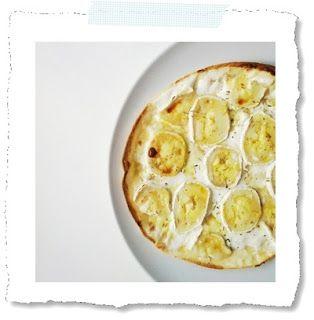 Ziegenkäse-Tarte :: mit Zitronenhonig   Livelifedeeply - now
