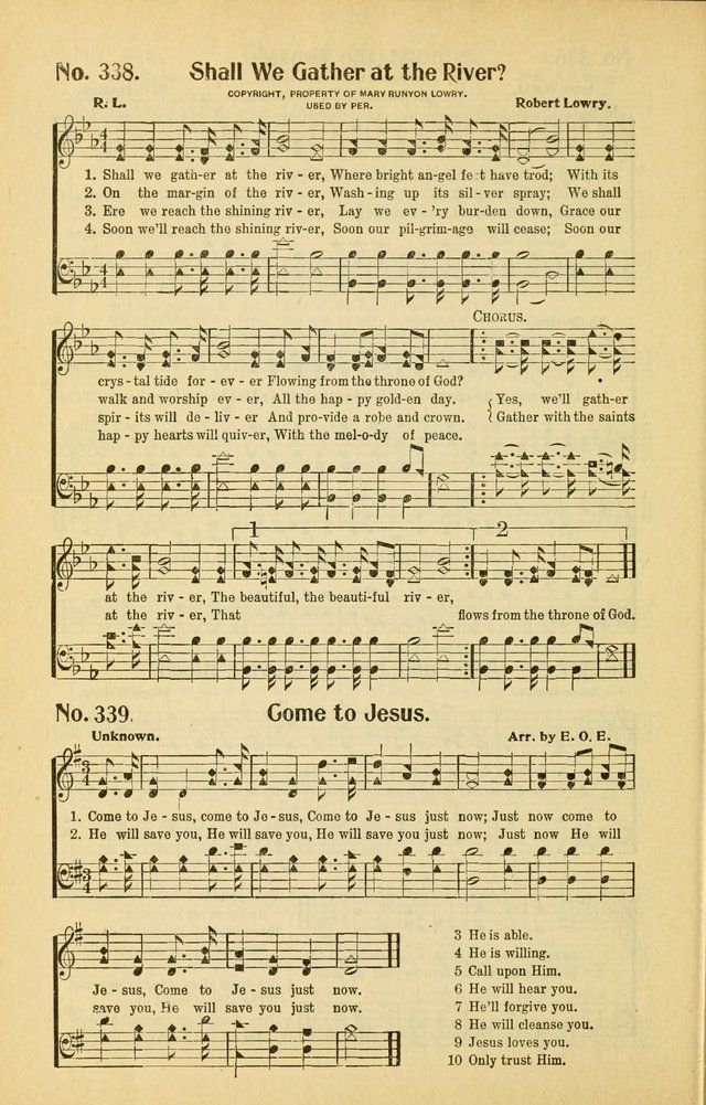 Shall We Gather At The River Hymnary Org Hymn Music Hymns
