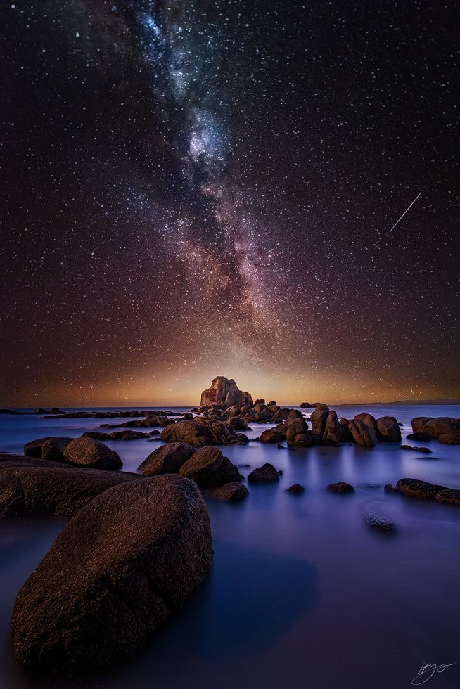 The Rising - A creative blend ~ thanks to Daniel Greenwood for the teaching and inspiration.