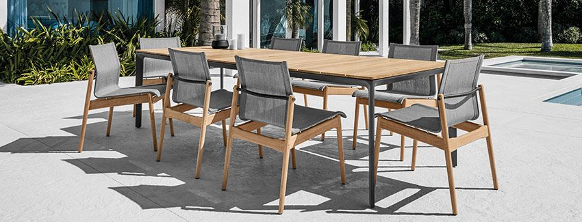 Shop Luxury Outdoor Furniture Online Authenteak Luxury Outdoor