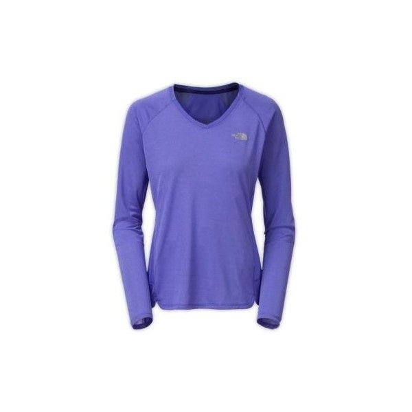 cf4673a13c The North Face Women s GTD Long-Sleeve Shirt ( 45) ❤ liked on Polyvore