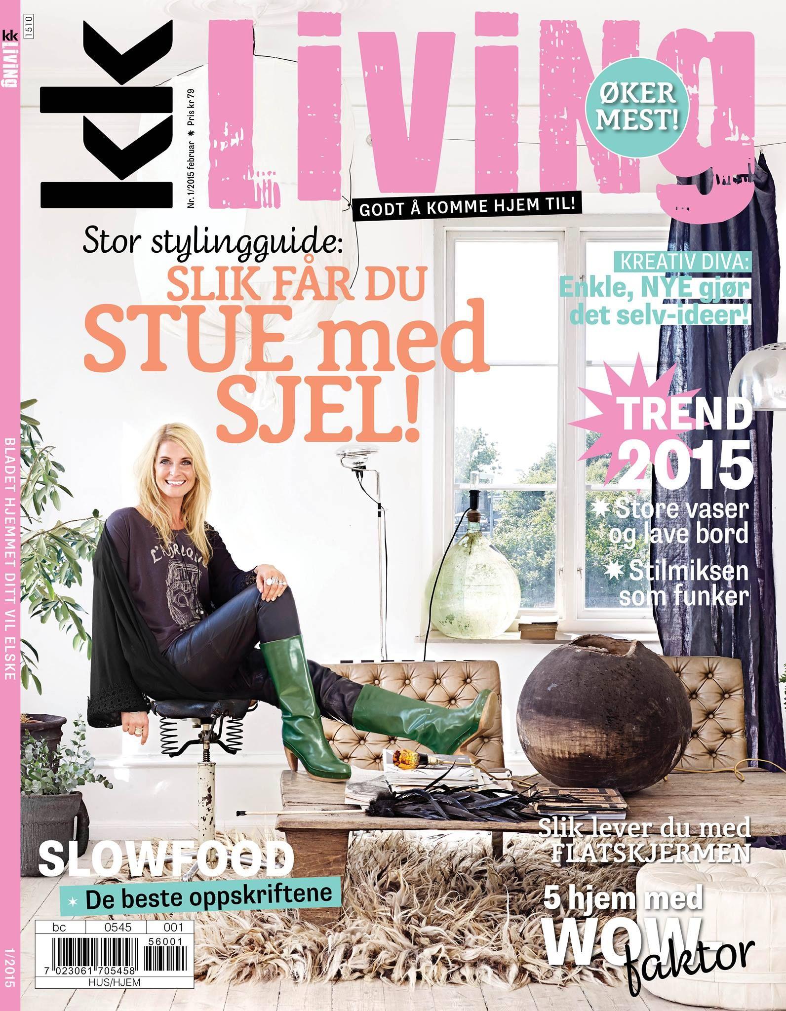 KK Living # 1 2015