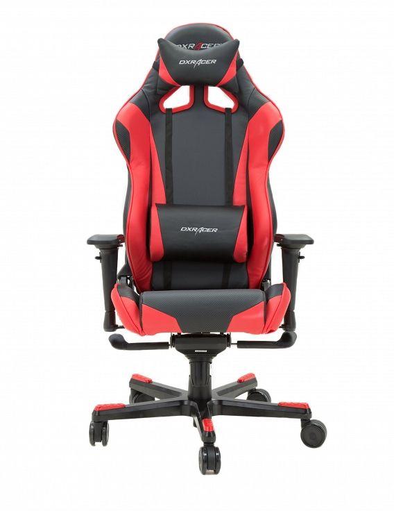 Fotel Biurowy Kubełkowy Do Komputera Carbon Dxracer Ohrj001