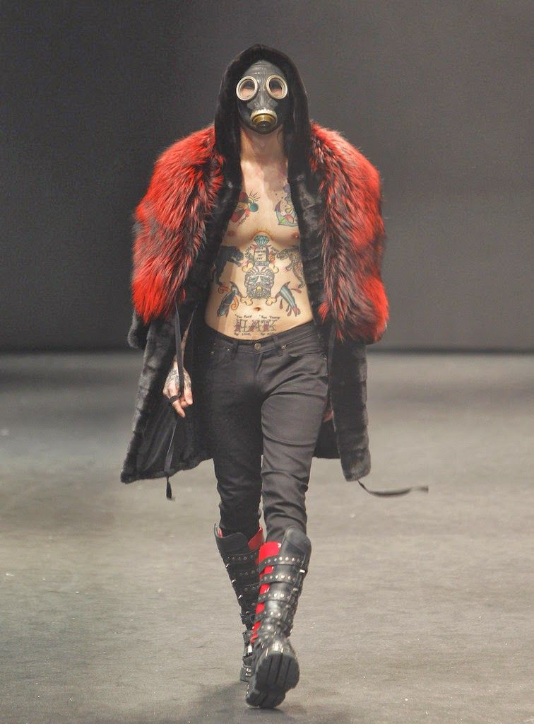 Male Fashion Trends: Dominick's way Autumn/Winter 2014 | Seoul Fashion Week