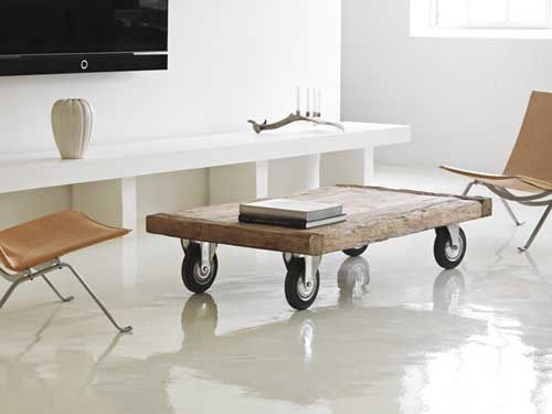 Coffee Table from Excel in Denmark Coffee