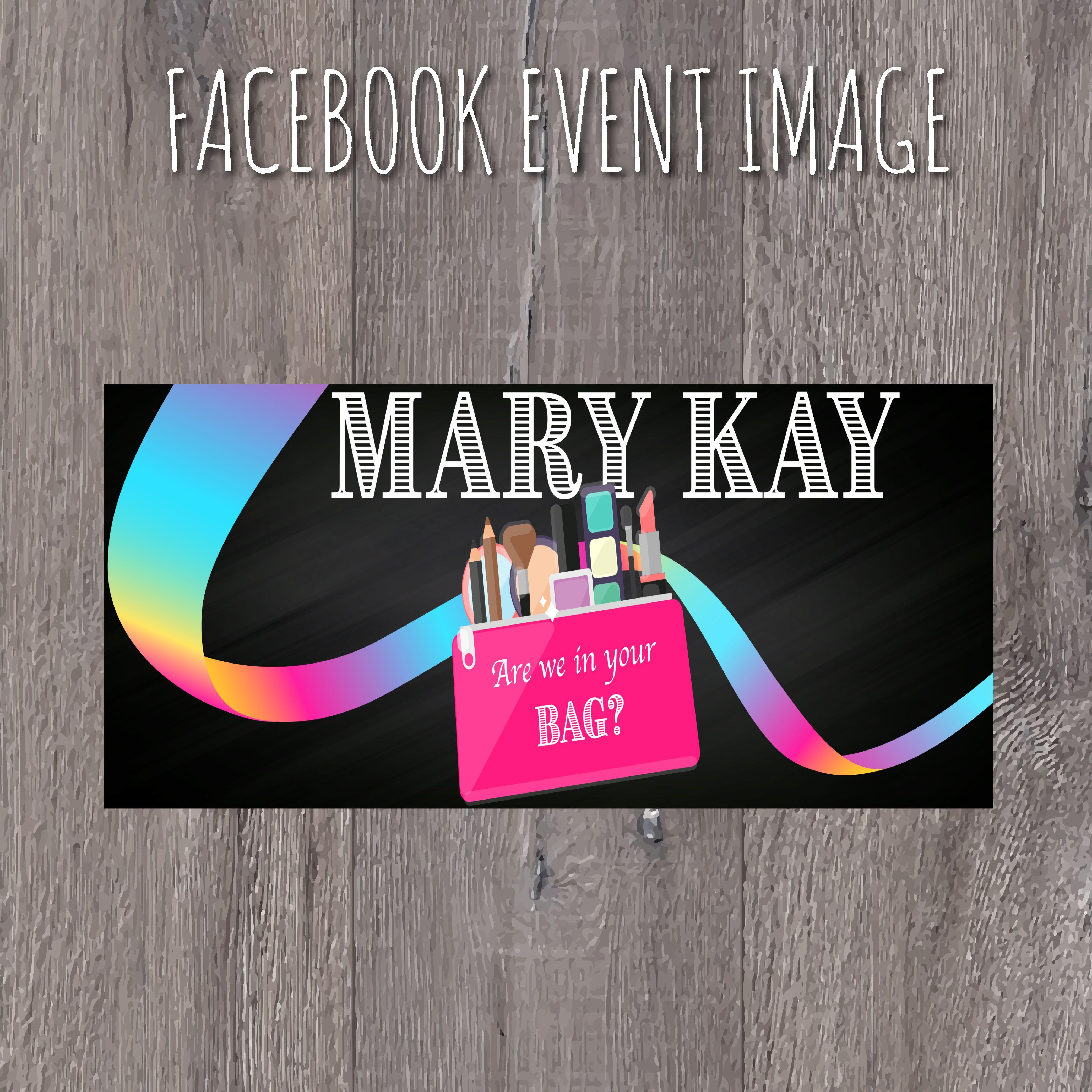 Mary Kay Facebook event image Mary Kay, Mary Kay cosmetics ...