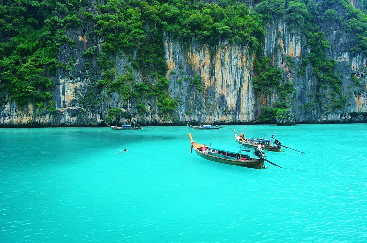 Top 10 Most Beautiful Asian Islands To Visit This Summer Phi Thailand