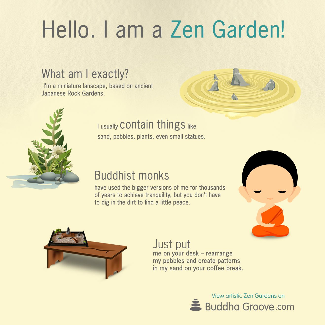 What Is A Zen Garden? Part 18