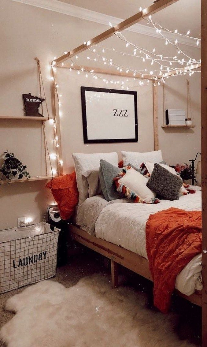 39 Awesome College Bedroom Decor Ideas And Remodel 16
