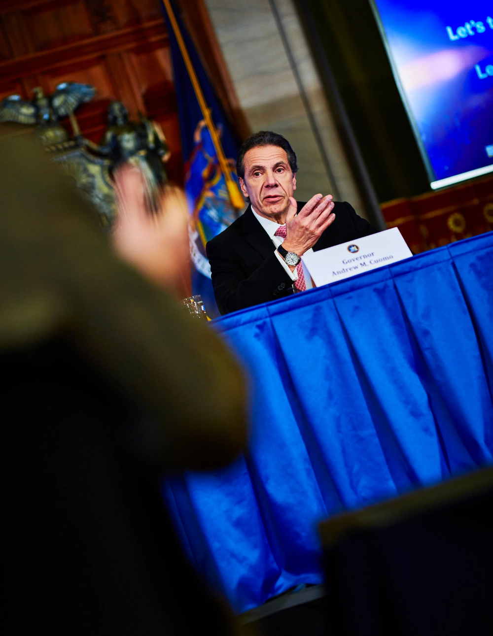 Opinion Tough Love From Andrew Cuomo The New York Times In 2020 With Images