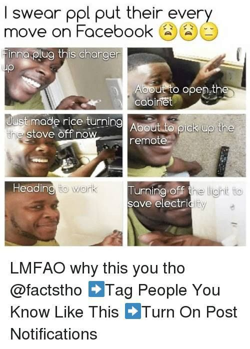 People Post Everything On Facebook Funny Memes Facebook Humor The Funny