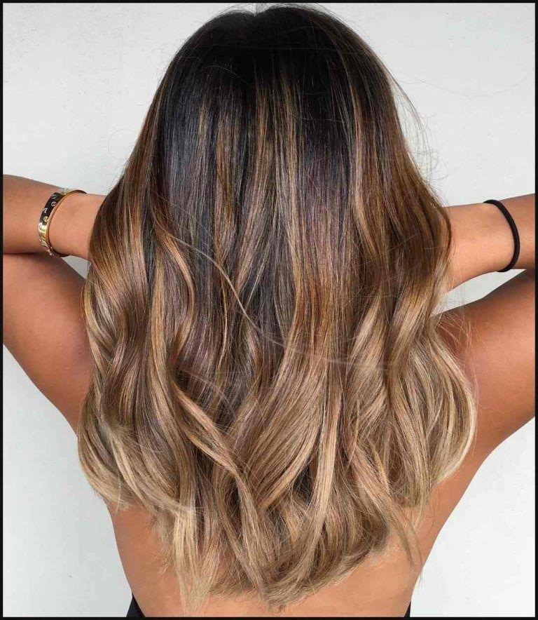 55 modische Ideen für braunes Haar mit blonden Highlights ...