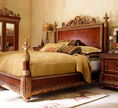 Genial Pulaski Bellissimo King Bedroom Set