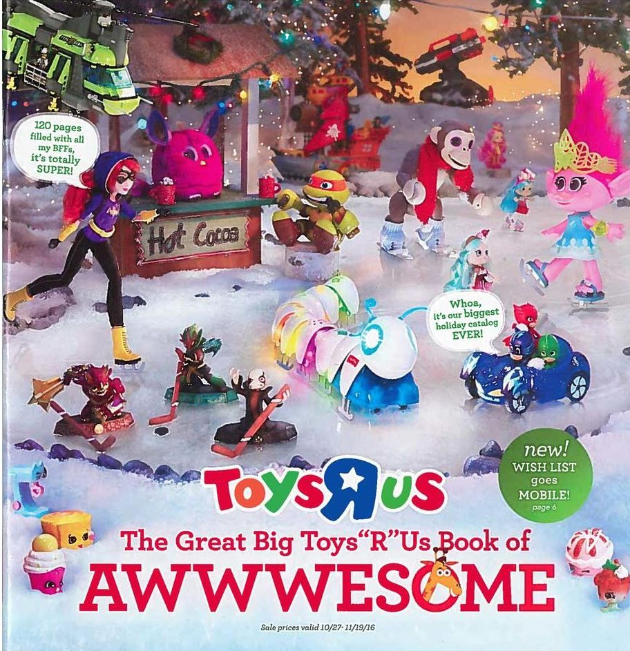 Toys R Us Christmas 2020 Best Of Toys R Us Christmas Catalogue 2017 Pdf And View in 2020