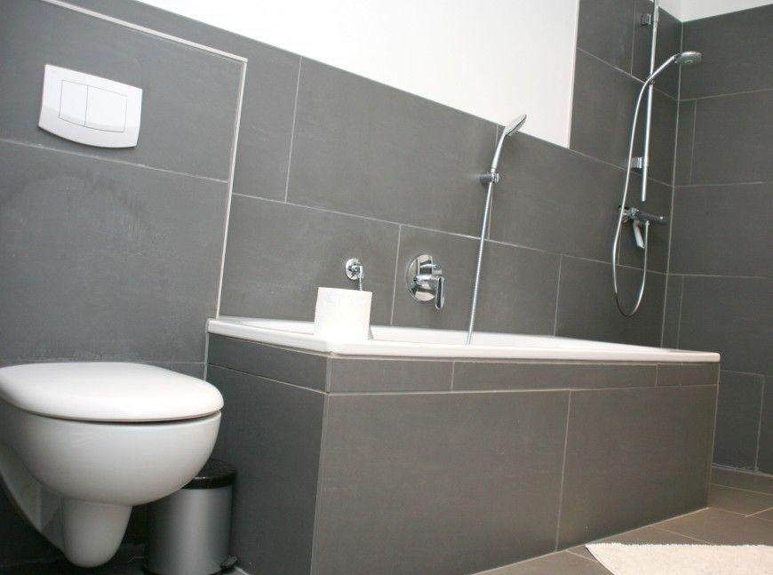 Moderne Badezimmer Farben und neutralefarbenrechteckige | Badideen ...