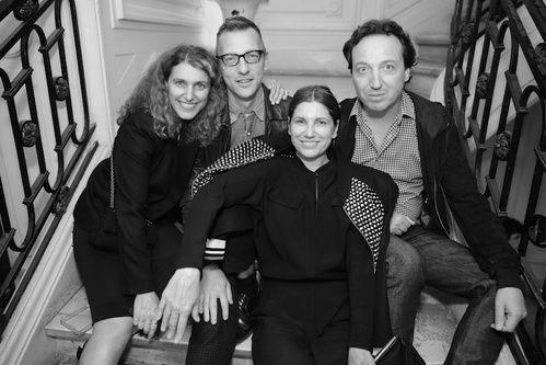 Nathalie Ours, Olivier Saillard Sylvie Sylvie Picquet-Damesme Emmanuelle Perrotin