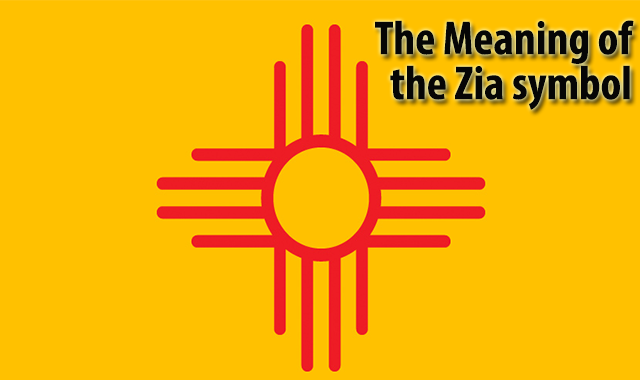 Do You Know The Meaning Of The Zia Symbol Meant To Be Did You Know Names With Meaning