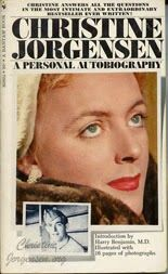Miss Christine Jorgensen 1st USA trans woman 2 DVD set - Exclusive LIVE, Cabaret, Biography