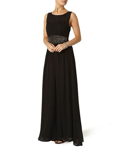 Womens Evening Gowns Showcase Embellished Maxi Dress Hudsons