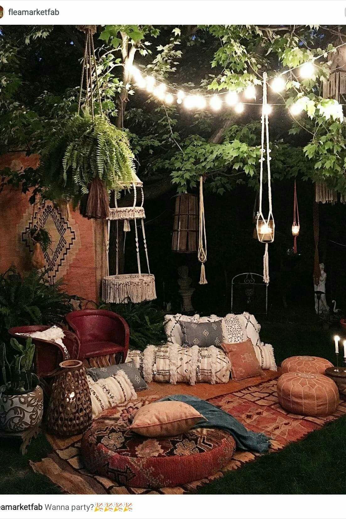 Take Home Lessons On Bohemian Home Decor