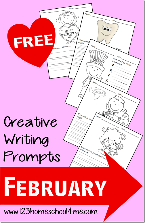 10 Best Creative Writing Prompts