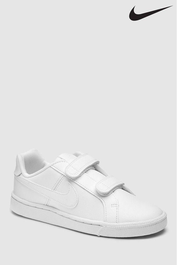 Boys Nike Court Royale Velcro Junior