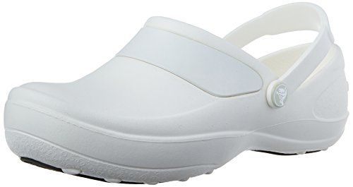 cad353a7b Crocs Mercy WorkPlease note this style runs in whole sizes only. For  customers that are
