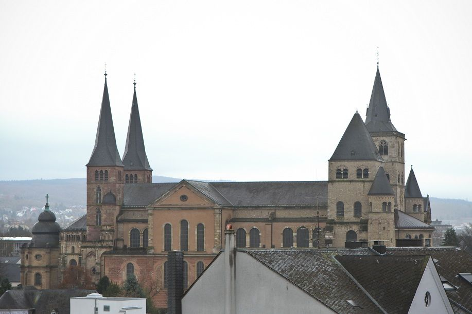 The Cathedral of Trier (The Dom). Trier, Germany