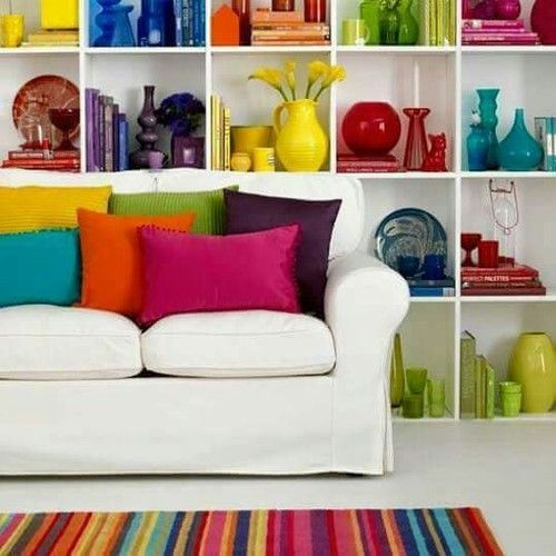 colors, home, and room image