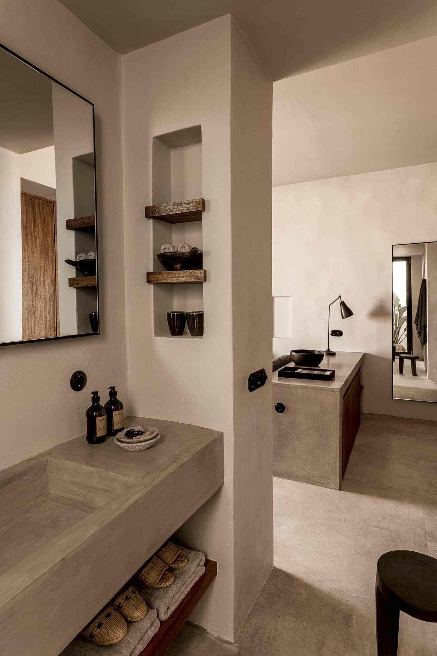 Badezimmerdesign mit jacuzzi casa cook um hotel inspirado no espírito do nosso tempo  pinterest