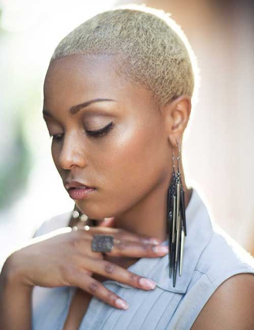 Black Women With Short Blonde Hair Looking For Beautiful Short