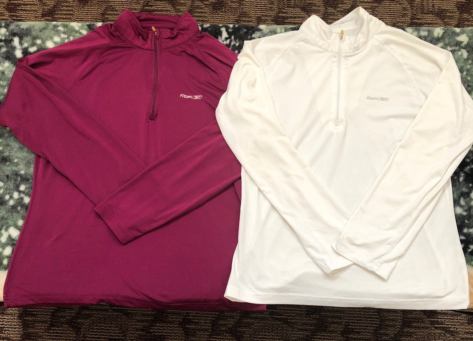 Reebok Rbk Active Wear Shirts Size L Mercari In 2020 Active Wear Shirts Shirt Size Nike Jacket [ 1152 x 1600 Pixel ]