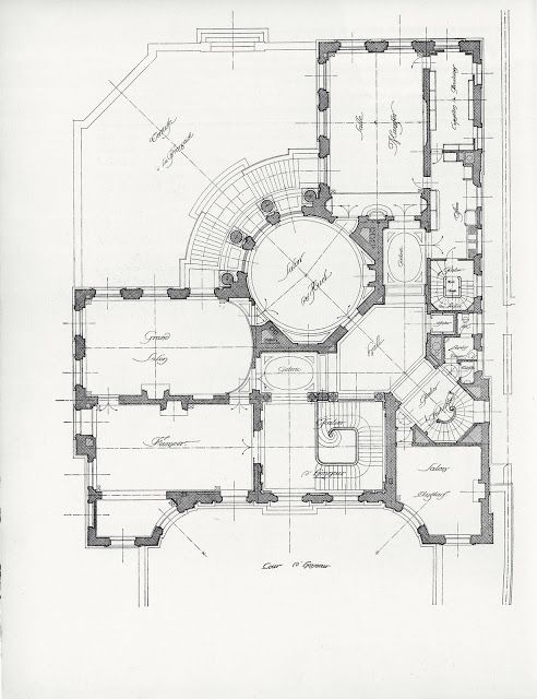 Mansion Floor Plans Mansion Floor Plan Hotel Floor Plan