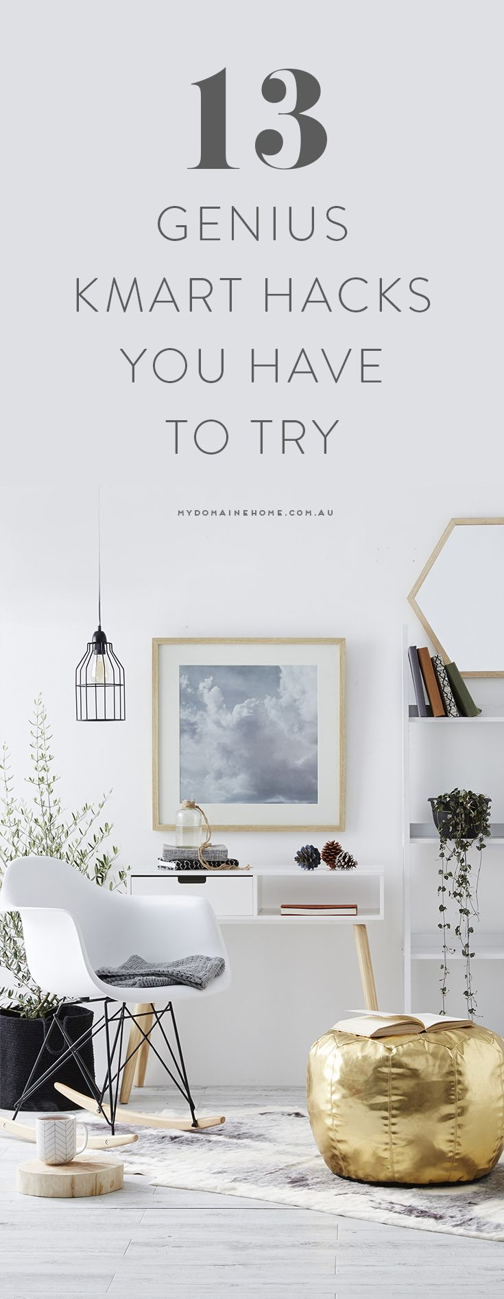 genius kmart hacks you have to try tips u tricks for the home