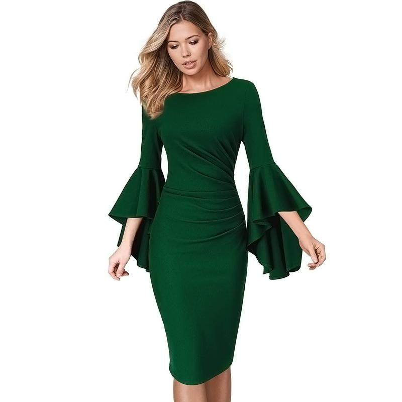28++ Bell sleeve cocktail dress info