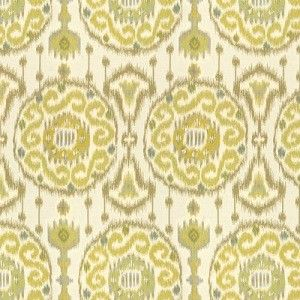 Kravet Design: 31393 - 313. Ikat Farbic $99.95. This fabric and many more fabrics, trims, and wallpapers are available for the guaranteed lowest price online at Designerfabricsusa.com