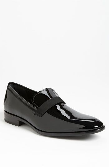 quite a man can pull these off!    Salvatore Ferragamo 'Antoane' Formal Loafer