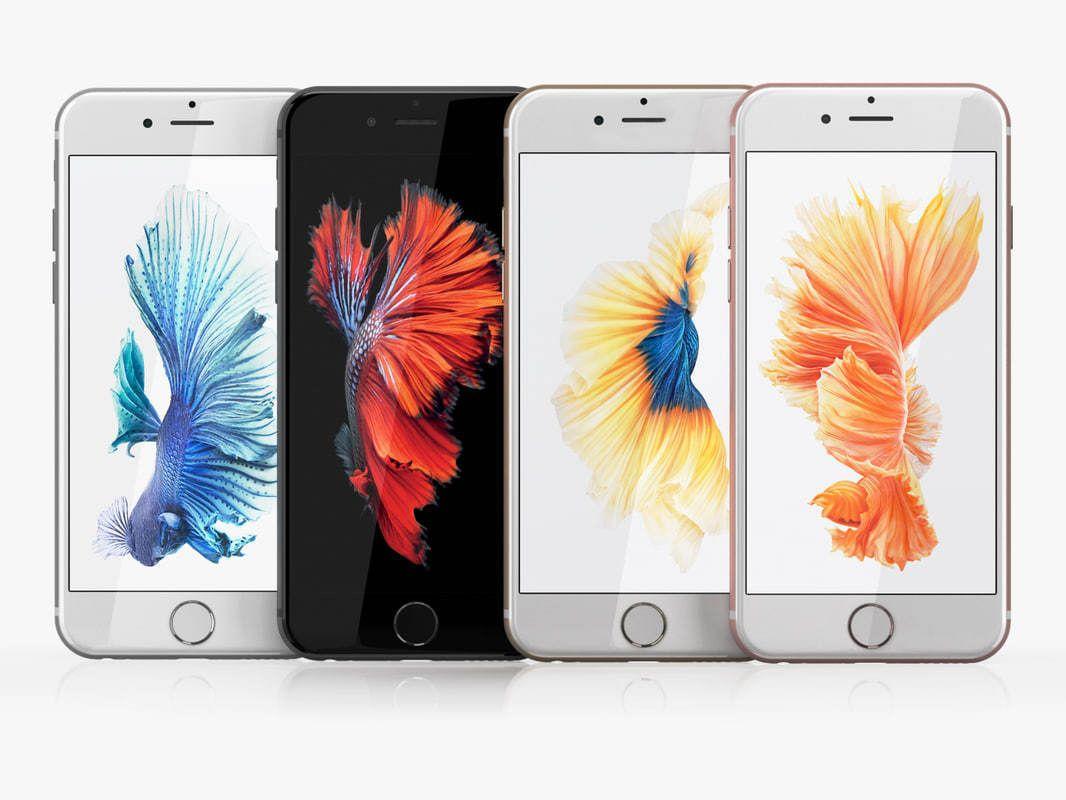 Apple Iphone 6 6s 6s Plus Gsm Unlocked At T Tmobile Metropcs