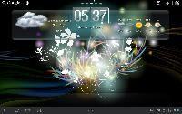 Galaxy Tab 10.1 Go launcher HD