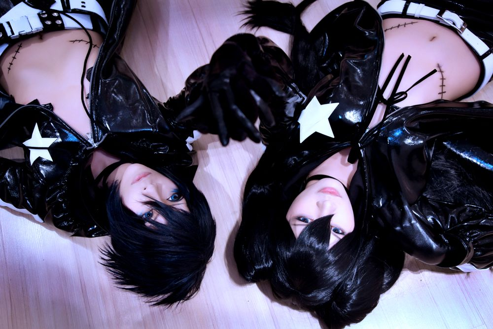 black rock shooter male characters - Google Search