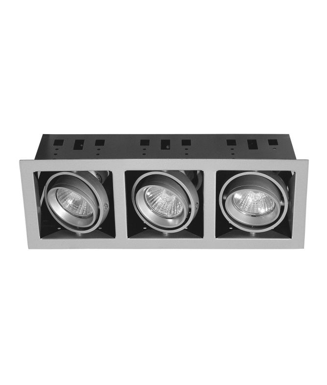 3 Light Mini Box Adjustable Downlight | ARC - LIGHTING | Pinterest ...
