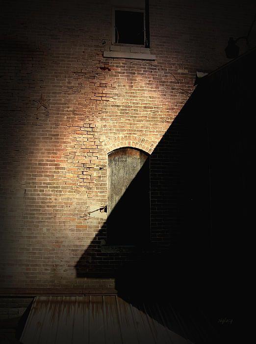 Brick and Shadow. cynthia-lassiter.artistwebsites.com