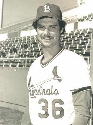 John Denny St Louis Cardinals Baseball Cardinals Players St Louis Cardinals